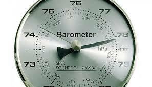 El barómetro