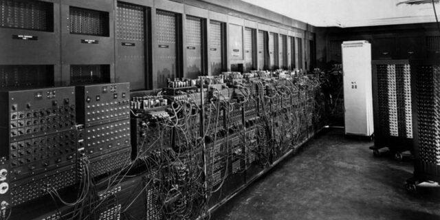 La computadora electrónica digital