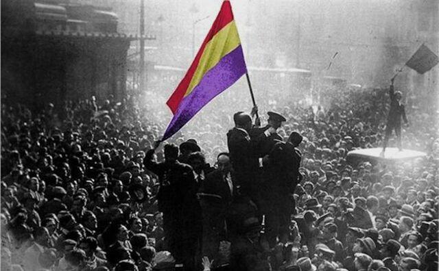Comienza la 2ª Republica Española