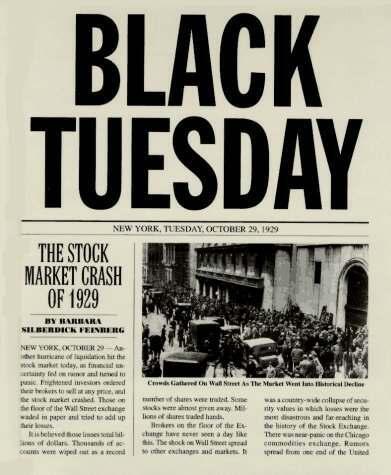 El Jueves Negro