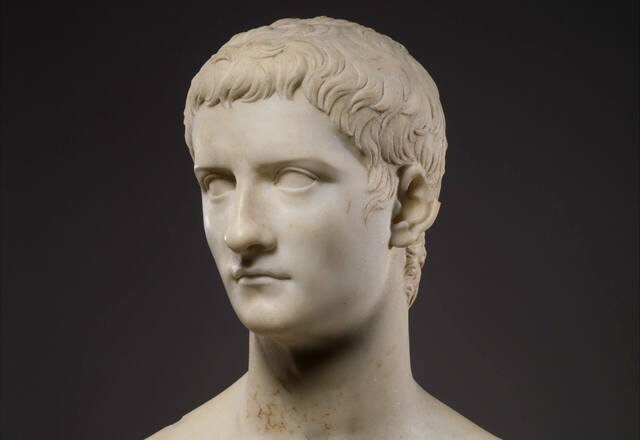 Calígula, emperador