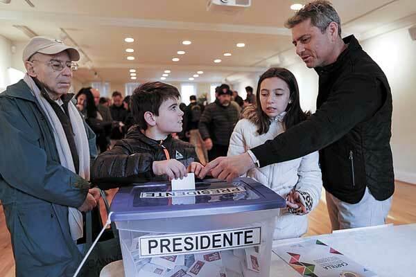De voto indirecto a voto directo