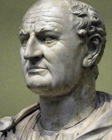 Vespasiano, emperador
