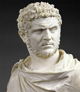 Caracalla, emperador