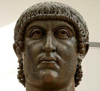 Constantino, emperador