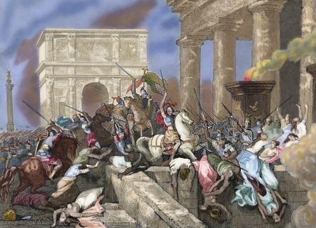 Inicio de Crisis siglo III