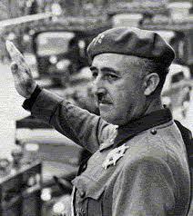 Francisco Franco llega al poder