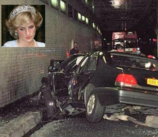 Morte della principessa di Galles Diana Spencer