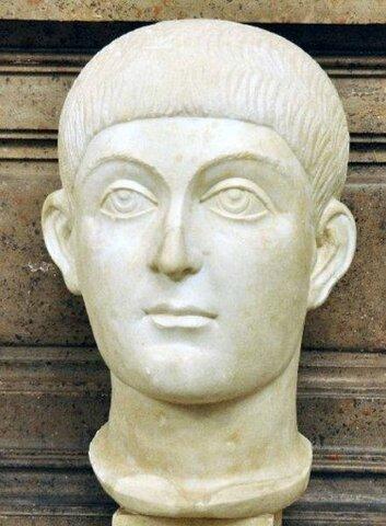 Honorio, emperador de Occidente