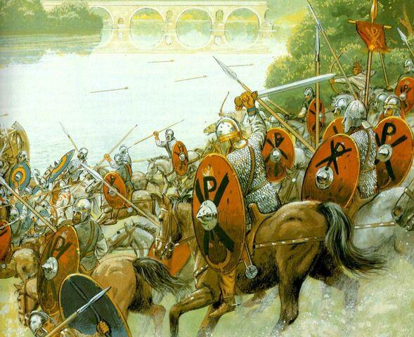 Batalla del Puente Milvio
