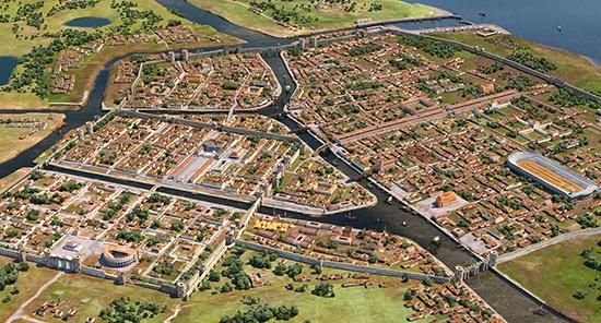 Rávena, capital de Occidente