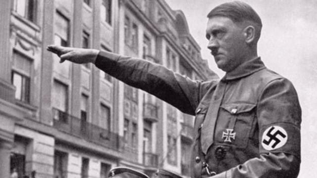 Llegada de Hitler al poder.