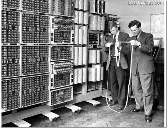 La máquina analítica de Pascal