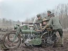 Llega la I Guerra Mundial