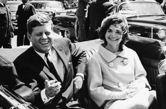 Assassination of John F. Kennedy in Dallas, Texas