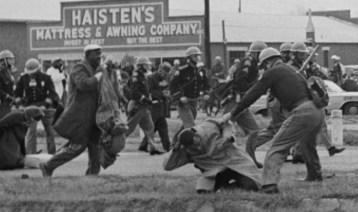"""Selma to Montgomery March """"Bloody Sunday"""""""
