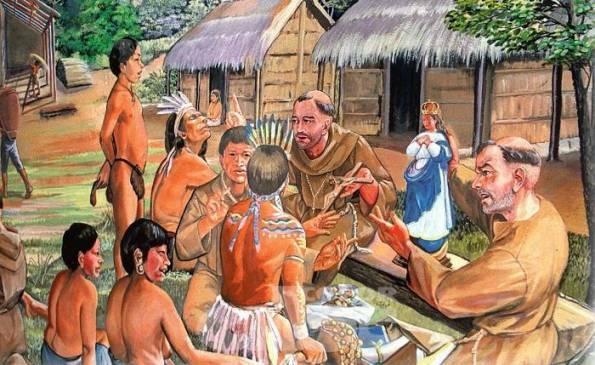 """La misión de los Jesuítas """"reducción del Indígena"""""""