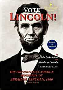 Lincoln elected sixteenth U.S. President