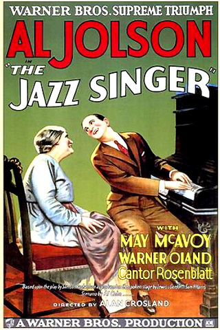The Jazz Singer is Produced