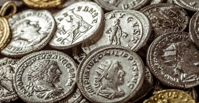 Acuñacion de monedas