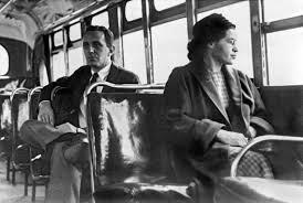 Montgomery Bus Boycott after Rosa Parks' arrest