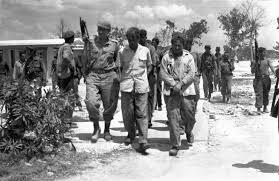 Bay of Pigs Invasion in Cuba