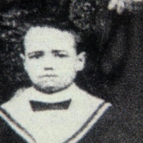 Birth of Mussolini