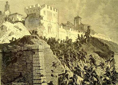 Batalla de Ciudad de Rodrigo