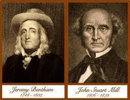 Classical Utilitarians: Jeremy Bentham and John Stuart Mill (1800s)