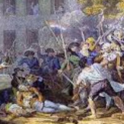 REVOLUCIONES LIBERALES EN EUROPA (1820-1848) timeline
