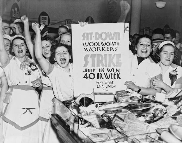 Detroit Woolworth's Strike