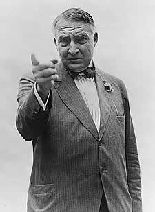 Harding wins election