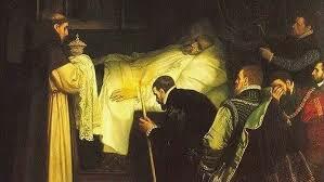 Mort de Carles V