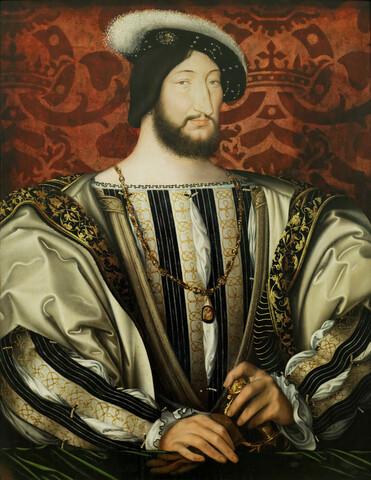 La mort del Francesc I (rei de francès)