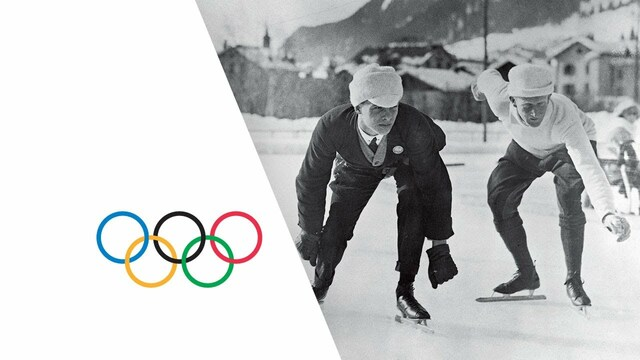 First Winter Olympics Game