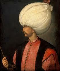"""Solimán """"el magnífic"""", soldà de l'Imperi Otomà"""