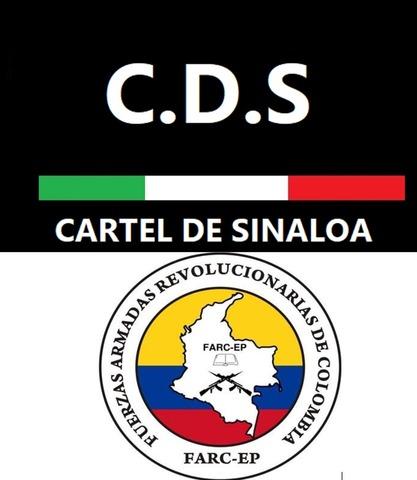 Alianza de las FARC con el Cártel de Sinaloa