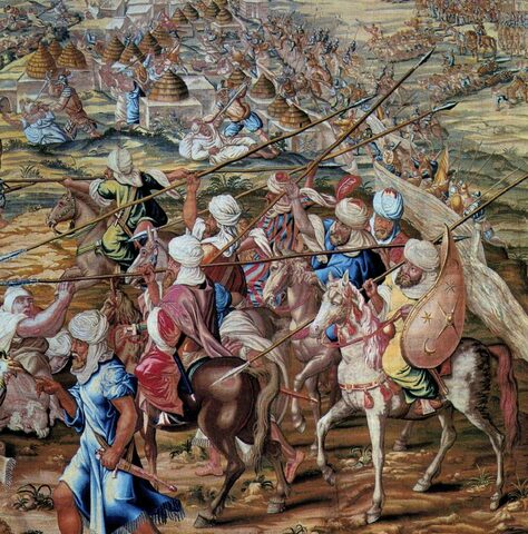 La conquista de Carles V