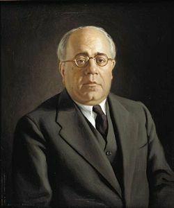 Nace Manuel Azaña, político y escritor español, presidente de la Segunda República