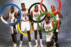 Baloncesto como deporte olimpico.
