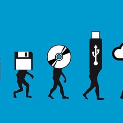 La tecnología a través del tiempo timeline