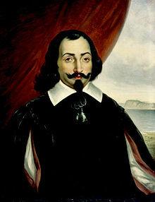 The Birth of Samuel Champlain