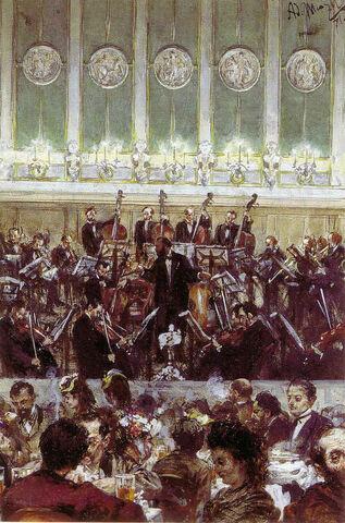 Fundación de la Orquesta Filarmónica de Berlín