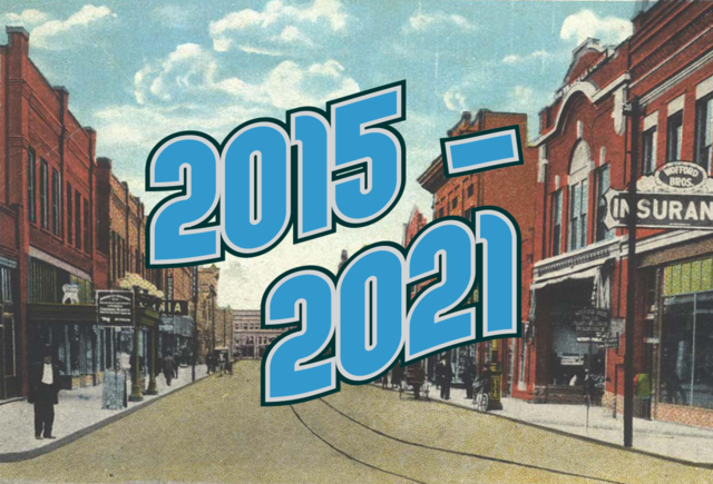 2015-2021: WHAT'S NEXT FOR LITTLE HOLLOW?