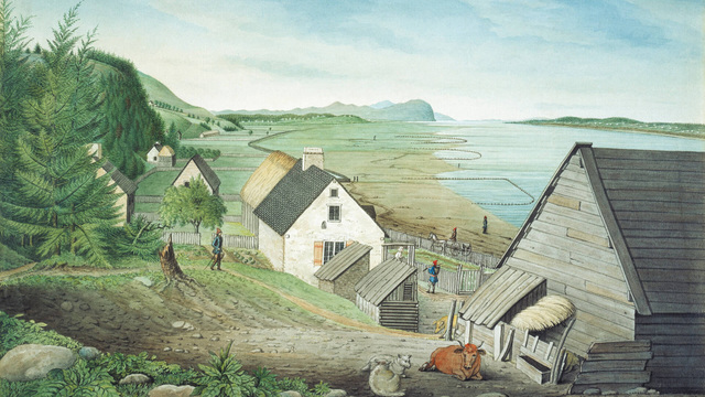 Champlain's Second Voyage to North America