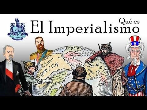 Factores del Imperialismo.