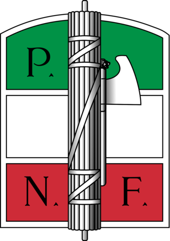 The Fascist Party is founded by Mussolini