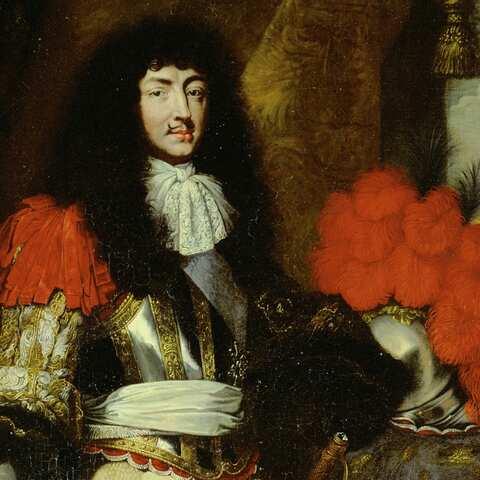 King Louis XIV Saves New France