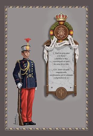 Creación de la Academia General Militar