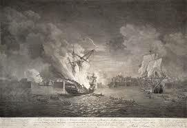 The Fall of Louisburg